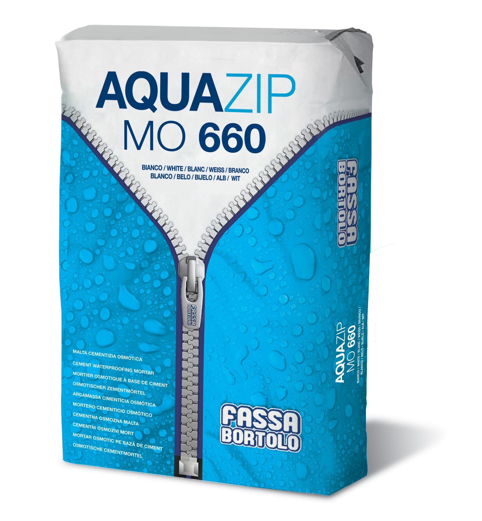 AQUAZIP MO 660
