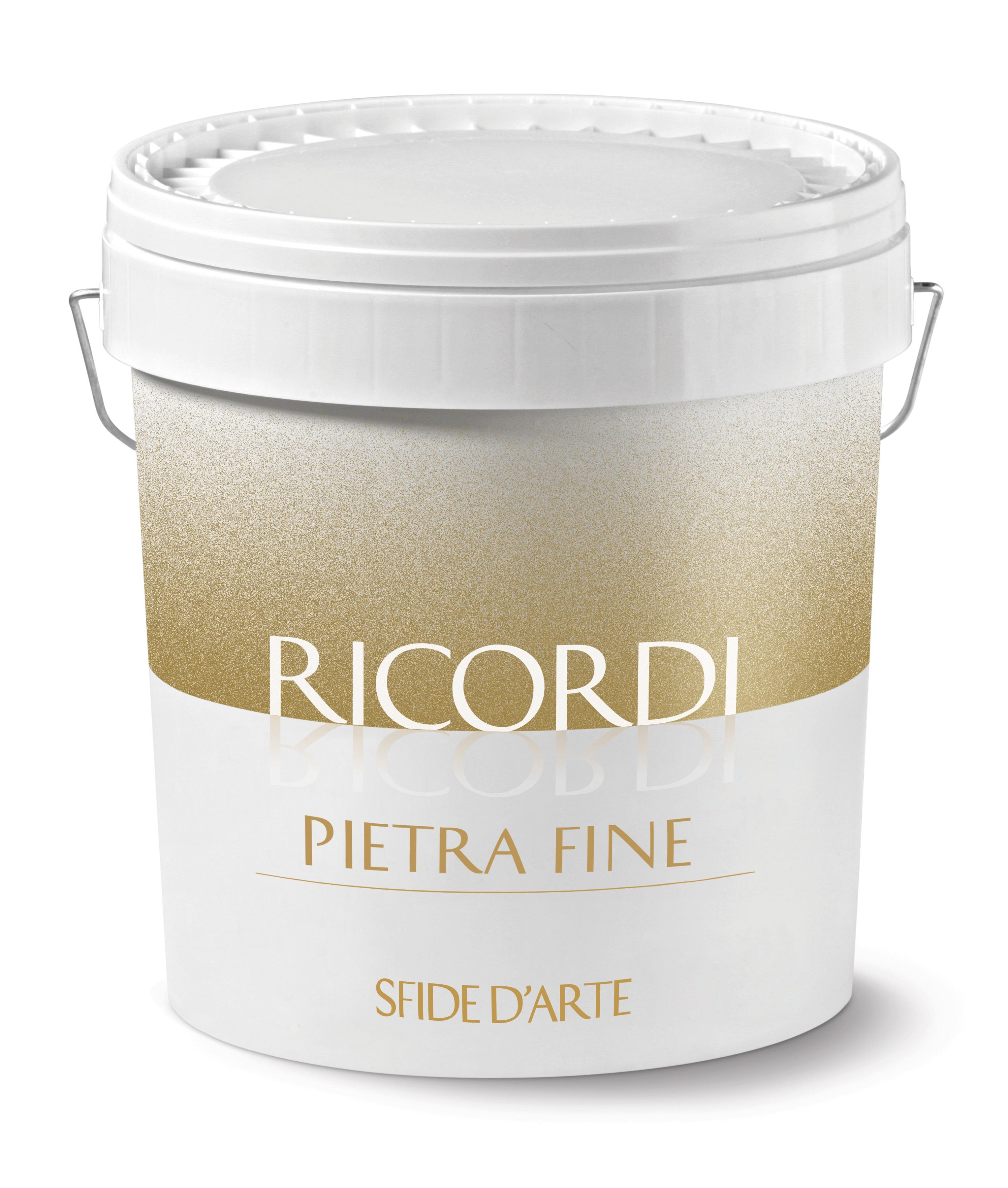 RICORDI PIETRA FINE: Naturalezza essenzialeIntonachino minerale fino alla calce modellabile