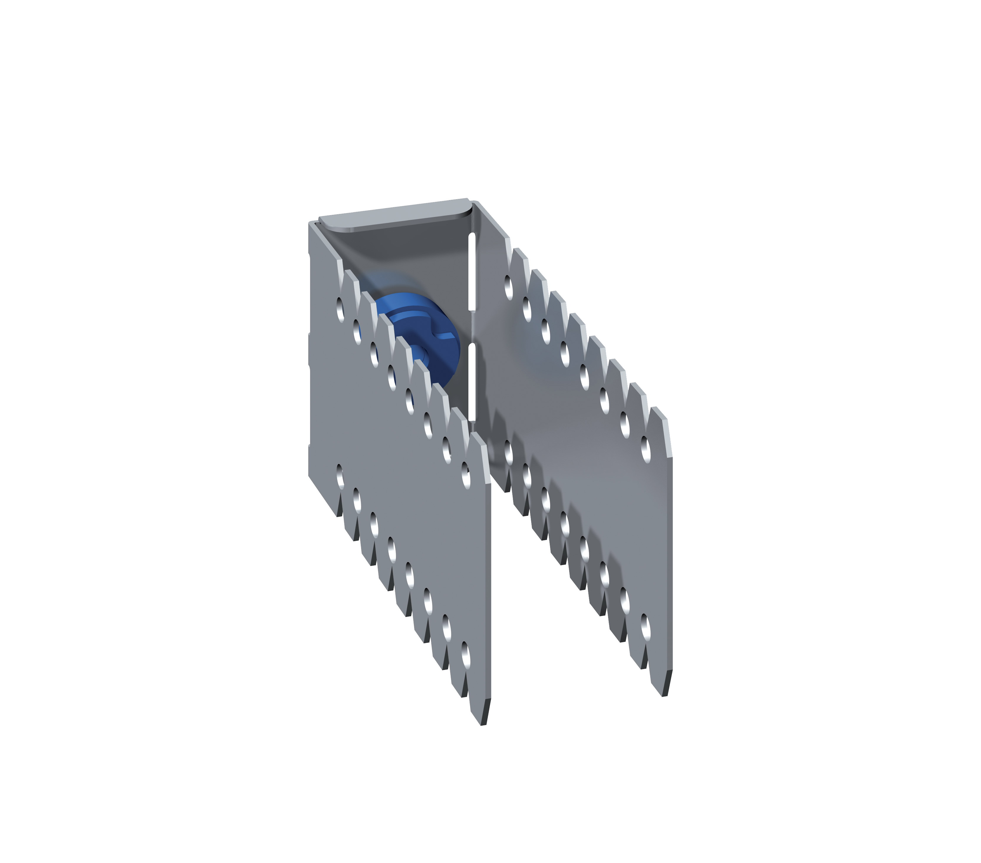 GYPSOTECH® STAFFA REGISTRABILE SILENS 30x50-100-150-200: GYPSOTECH® STAFFA REGISTRABILE SILENS 30x50-100-150-200