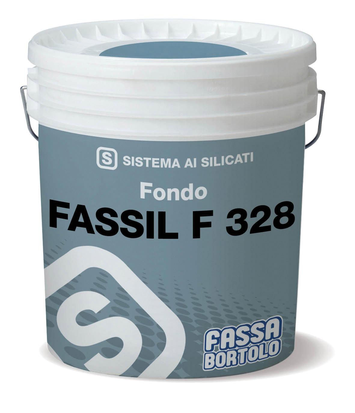 FASSIL F 328: Fissativo minerale ai silicati