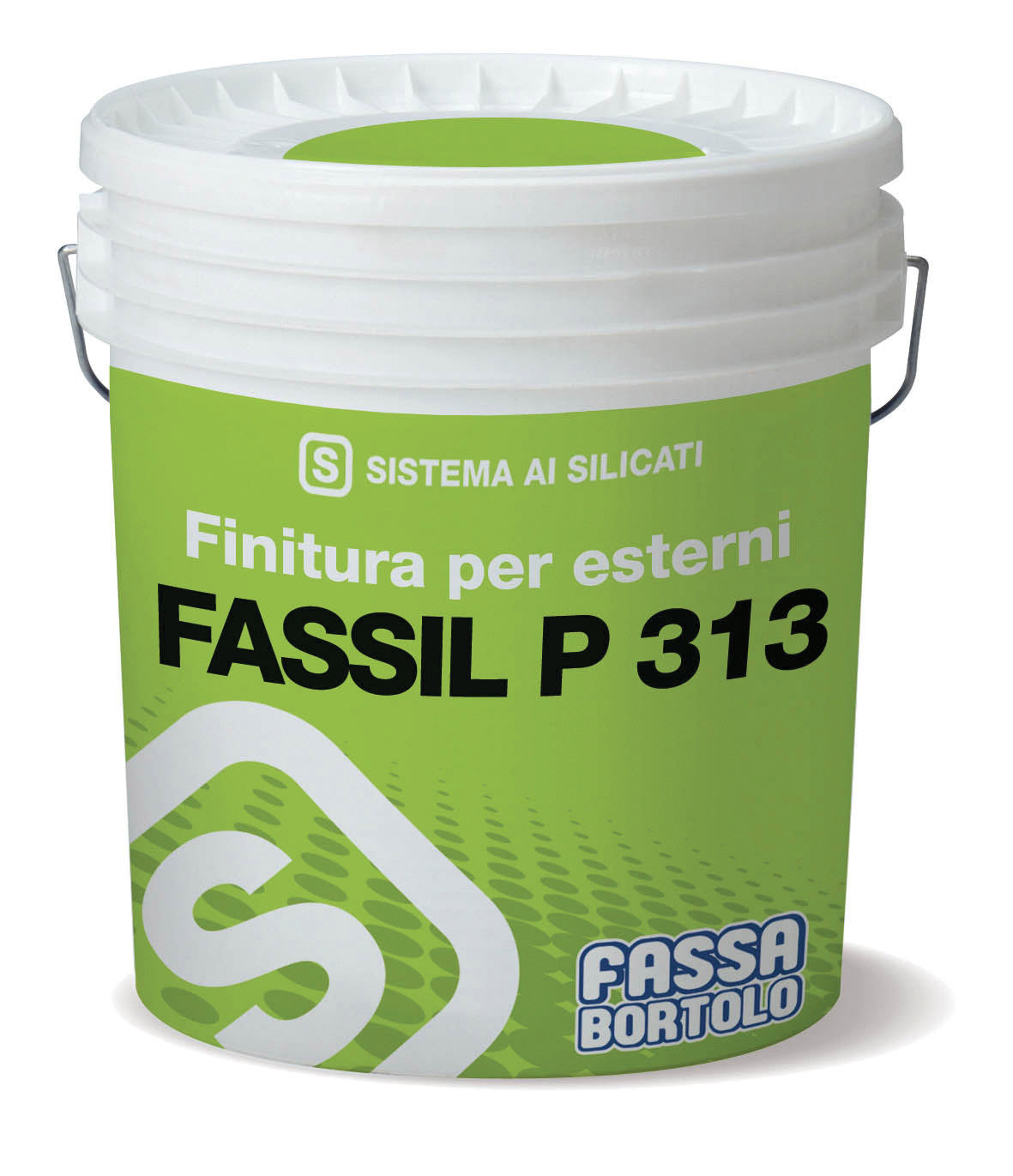FASSIL P 313: Idropittura minerale ai silicati liscia