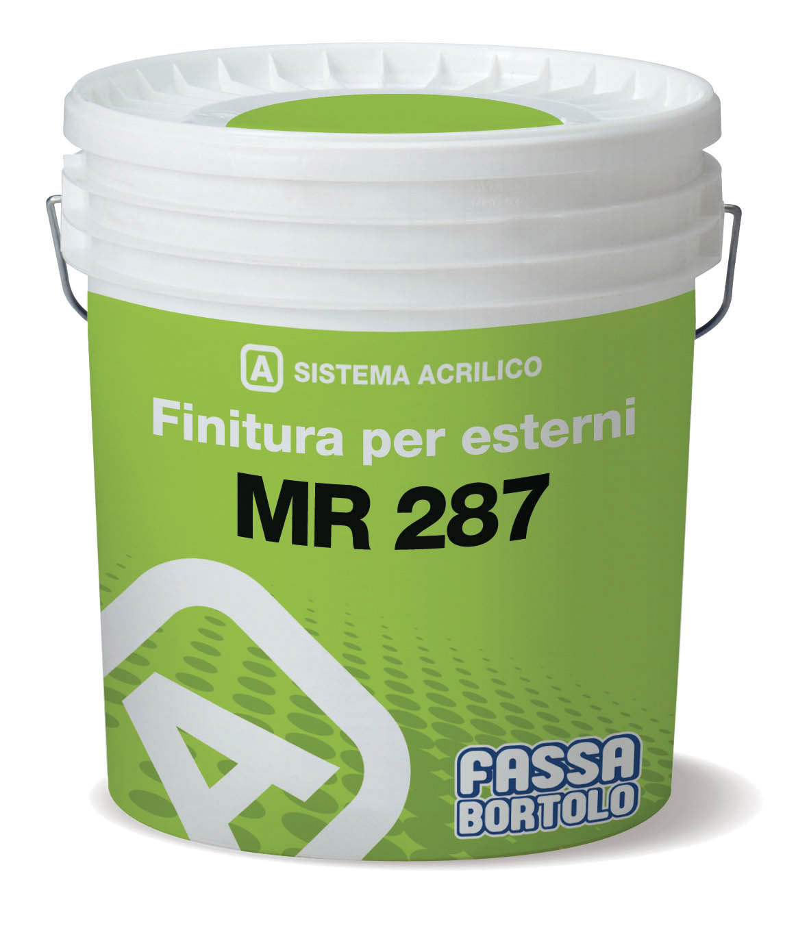 MR 287: Idropittura ad alto riempimento per esterni