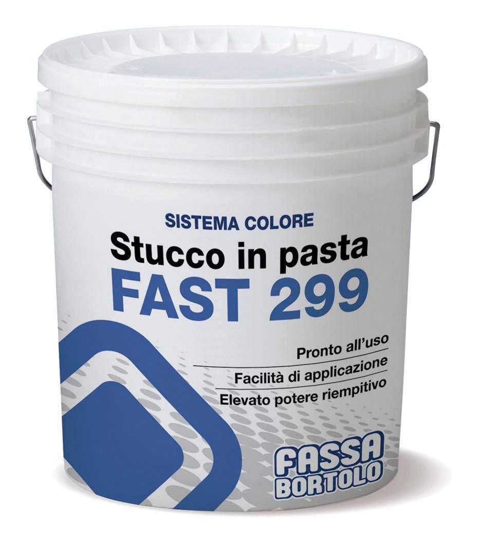 FAST 299: Stucco in pasta