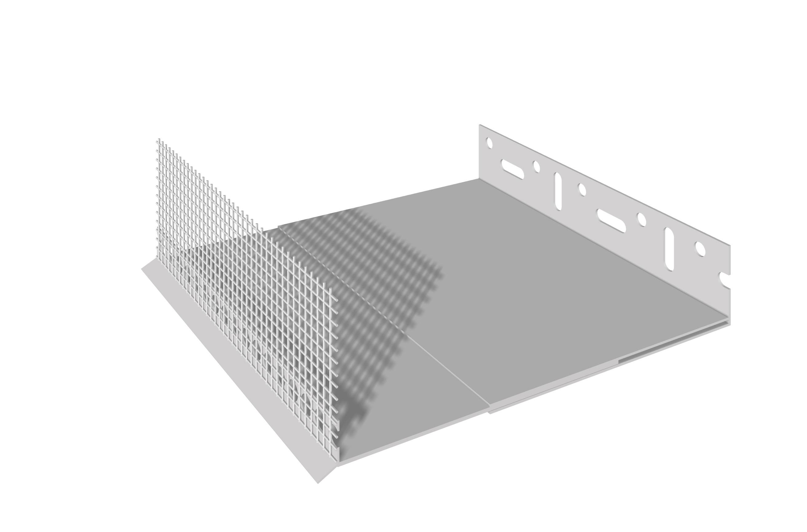 PROFILO DI PARTENZA IN PVC: Profilo di partenza in PVC