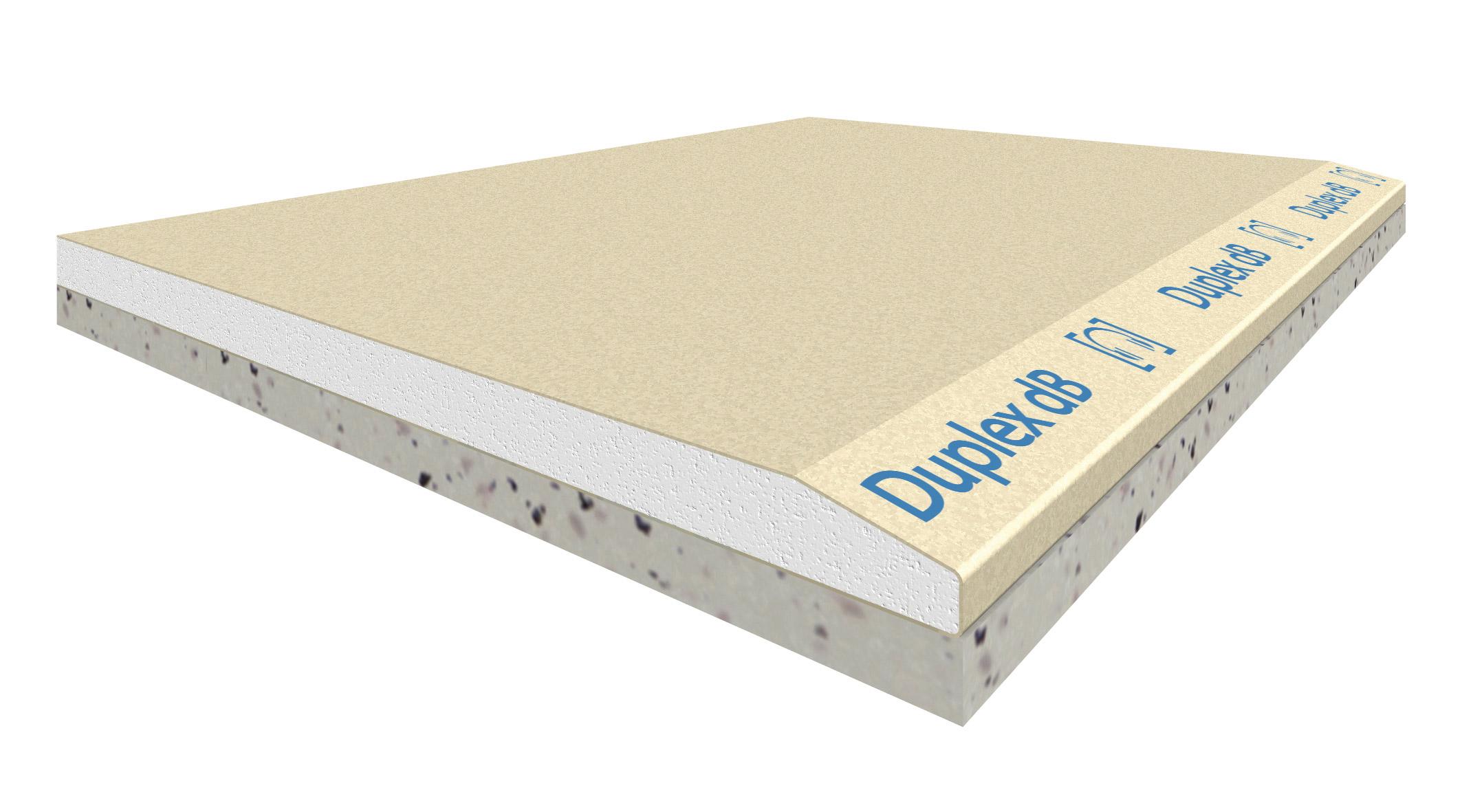 GYPSOTECH® DUPLEX dB: Pannello accoppiato