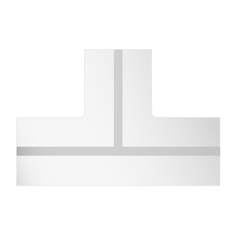 GypsoCOMETE Cross: Elemento di raccordo a