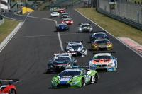 Lamborghini del Team Imperiale Fassa al GT Open dell'Hungaroring
