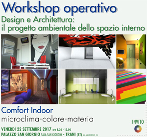 Workshop Design e Architettura Fassa Bortolo